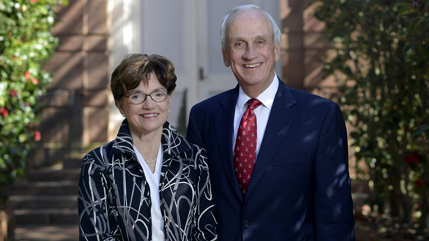 Andrew Chip and Wife