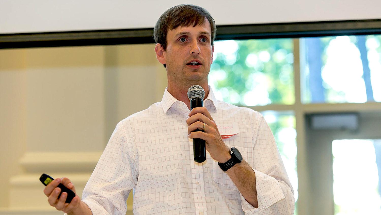 David Matthews, NC State Jenkins MBA alumnus, '12