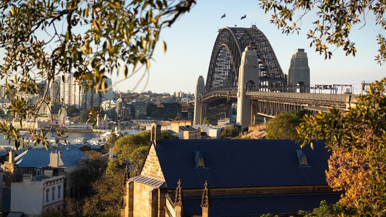 Waterfront scene in Adelaide, Australia, by Tom Armstrong, summer '18 Australia-Entrepreneurship program student participant