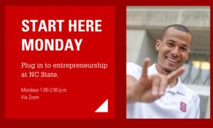Start Here Monday