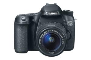 Canon DSLR 70D