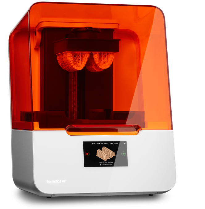 FormLabs SLA 3D Printer