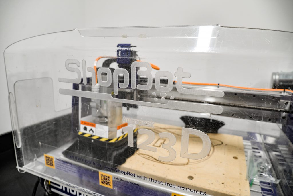 ShopBot Desktop CNC Mill