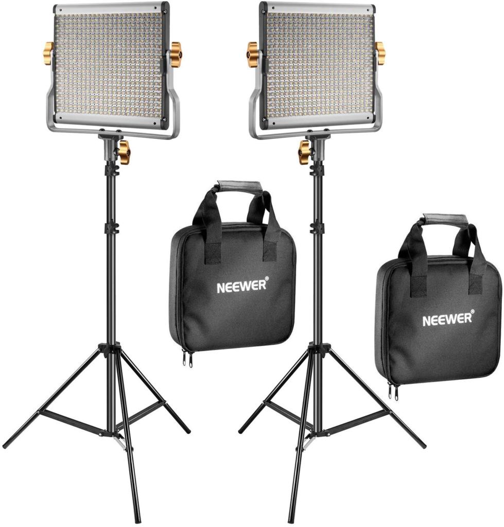 Newer Studio Light Kit