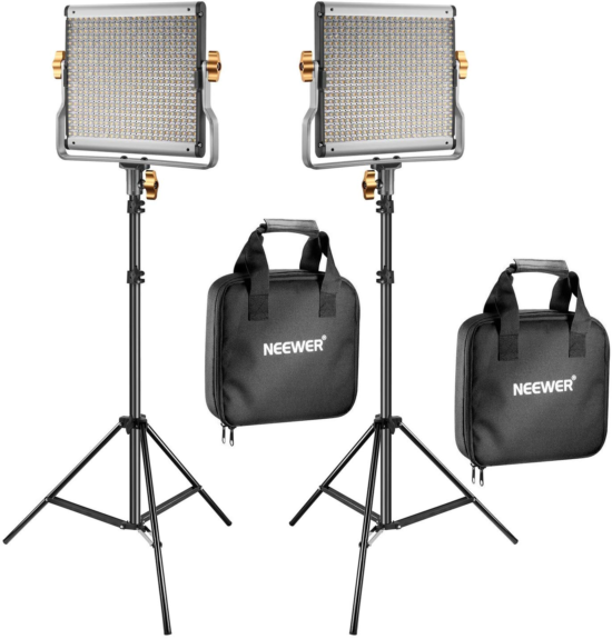 Newer Studio Light Kit