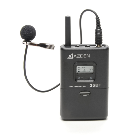 Wireless Mic and Receiver Kit