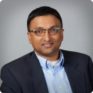 Alagu Periyannan, M.S. Computer Science '92, is Chief Technology Officer of BlueJeans by Verizon