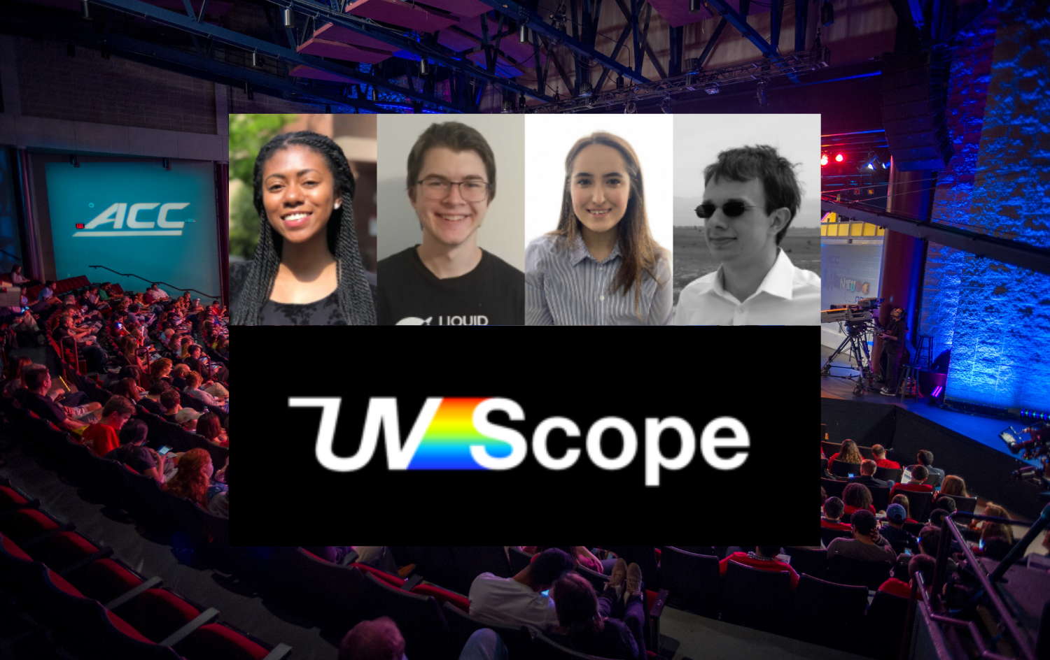 ACCIP 2021 Team, UV Scope