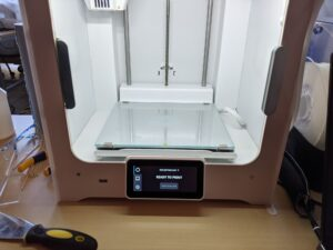 Front view of the Ultimaker S3