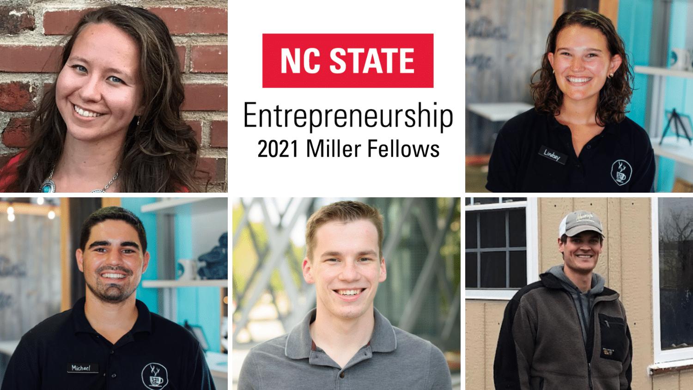 2021 Miller Fellows Cohort